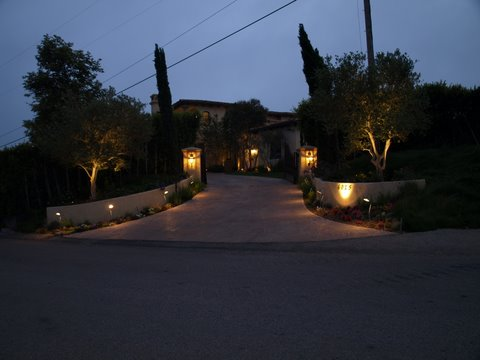 Dos Vientos Landscape Lighting Fixtures