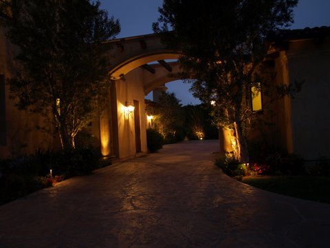 Dos Vientos Landscape Lighting Modern Landscape  Lighting