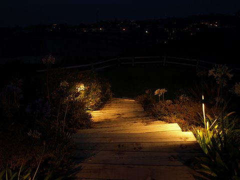 Dos Vientos Landscape Lighting Steps
