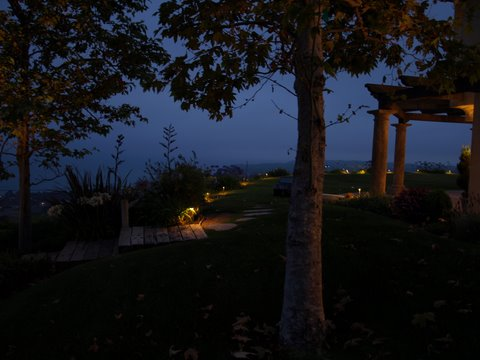 Dos Vientos Landscape Lighting Pathways