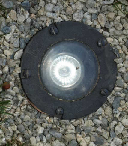 Dos Vientos Landscape Lighting Well Light