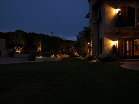 Dos Vientos Landscape Lighting Patio Garden